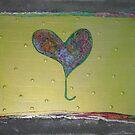 TRIBAL SERIES: EVERGREEN LOVE by WENDY BANDURSKI-MILLER