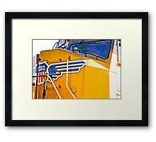 Union Pacific Framed Print