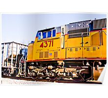Union Pacific 4371 Poster