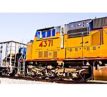 Union Pacific 4371 Photographic Print