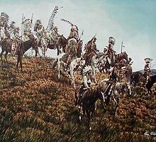 Oglala Sioux  by Ken Kilpatrick