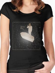 SOME AGENCIES SELL BODIES. Women's Fitted Scoop T-Shirt