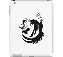 Happy Morning Rooster iPad Case/Skin
