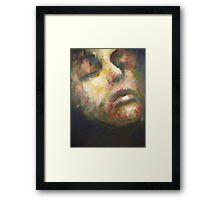 Restless Sleep Framed Print