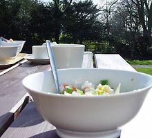Great Lunch by Merice Ewart Marshall - LFA