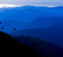 Sierra Nevada de Santa Marta by robinmoore