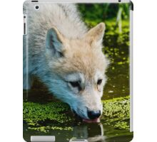 Mighty Big Thirst For A Little Fella iPad Case/Skin