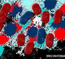 ( H C)  ERIC WHITEMAN ART  by eric  whiteman