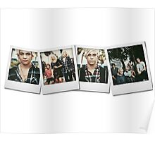 R5 - Polaroid Collage Poster