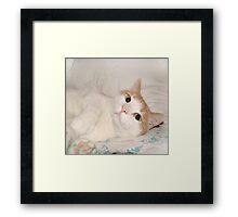 """""""Jimmy"""" Framed Print"""