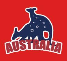 Australian T-shirts by valizi