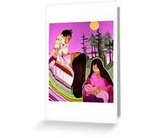 Ladies 3 Greeting Card