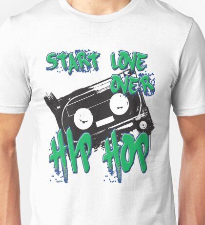 Start Love Over T-Shirt