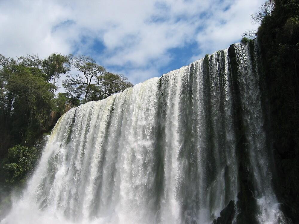 Waterfall by Graham Ettridge