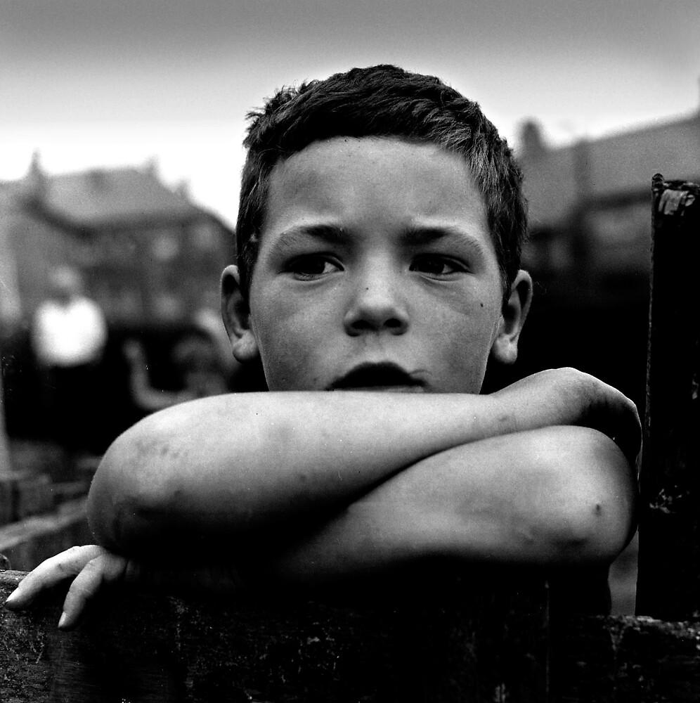 Miner's Boy by david malcolmson