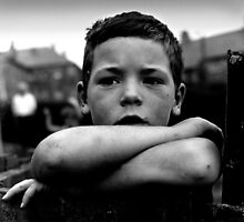 Miner's Boy by david malcolmson