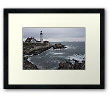 Fort Williams Framed Print