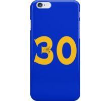 SC #30 iPhone Case/Skin