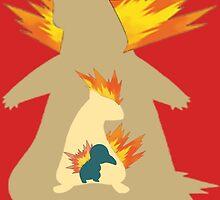 The Fire Mole by Hadam10Rose