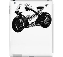 Yamaha YZR-M1 iPad Case/Skin
