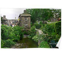 Bridge House, Ambleside Poster