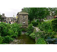 Bridge House, Ambleside Photographic Print
