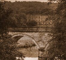 Chatsworth House by Dave Warren