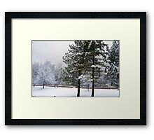 Meriden, Connecticut Framed Print