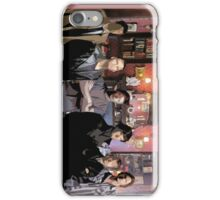 SuperWhoLock Team iPhone Case/Skin