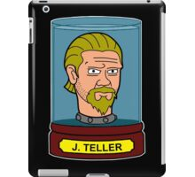 J Teller's Head In A Jar iPad Case/Skin