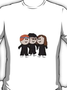 Harry ron and hermione T-Shirt