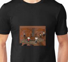 Doctor Who (inside the tardis) Unisex T-Shirt