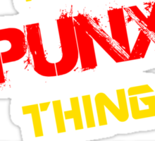 It's a PUNX thing, you wouldn't understand !! Sticker
