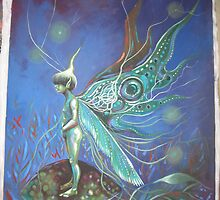 butterfly boy by AshTree
