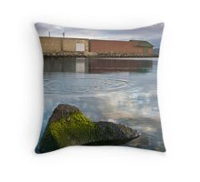 Battery Point, Hobart Throw Pillow