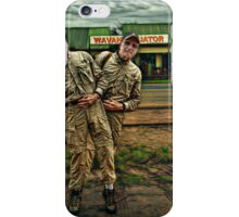 Uganda: Equator Wobble iPhone Case/Skin
