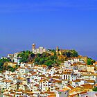 Casares, Spain by Rebecca Silverman