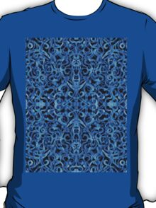 Floral abstract background T-Shirt