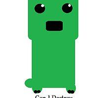 Minecraft Creeper by sskilers
