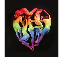Human Heart Photographic Print