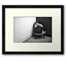 here in my room Framed Print