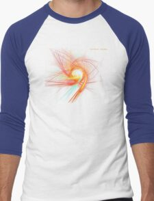 Spirit Round TSHIRT Men's Baseball ¾ T-Shirt