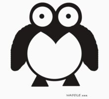 Waddle the Penguin by Rebecca Silverman