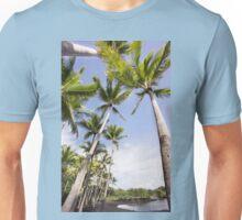 reaching high Unisex T-Shirt