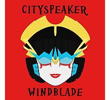 Windblade Photographic Print