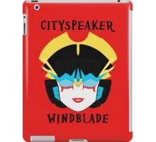 Windblade iPad Case/Skin