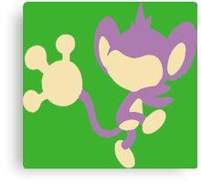 The Johto Monkey Canvas Print