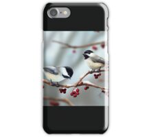 Chikadee iPhone Case/Skin
