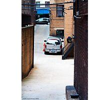 Drive Thru Photographic Print