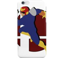 Smash Bros: Captain Falcon iPhone Case/Skin